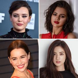 بالصور: تعرفوا إلى قائمة أجمل 10 نساء في العالم لعام 2019