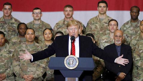 خبر زائف.. ترامب ينفي إرسال 12 ألف جندي للشرق الأوسط