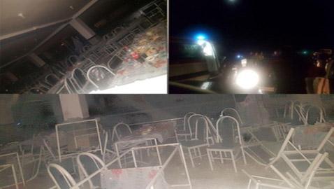 إيران.. كارثة حفل الزفاف تقتل 11 وتصيب العشرات