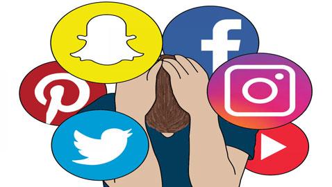 هل فعلا تضر وسائل التواصل الإجتماعي بالصحة العقلية؟