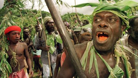جزر بوغانفيل دولة محتملة لا يتجاوز عدد سكانها 300 ألف نسمة