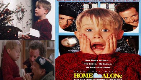 معلومات وحقائق عن الفيلم الميلادي الشهير Home Alone
