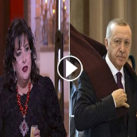 """شاهدوا: """"عرّافة"""" مصرية تتنبأ بـ حظ أردوغان في 2020: الراجل ده هيتبهدل!"""