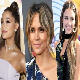 بالصور: نجمات اخترن تغيير لون شعرهن وظهرن بإطلالات مختلفة