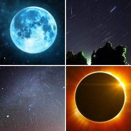 أبرز الأحداث الفلكية المميزة في 2020.. ظاهرة تحدث مرة كل 20 عام!