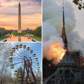 صور: 5 أماكن ووجهات سياحية توجهت إليها أنظار العالم في 2019!