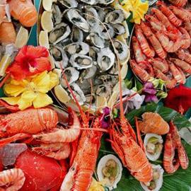 فوائد تناول الأسماك والمأكولات البحرية على الجسم