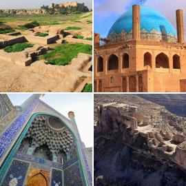 أبرز المواقع الأثرية والثقافية الإيرانية التي قد تكون هدفا لتهديدات  ..