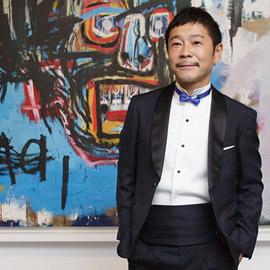 ملياردير ياباني يمنح متابعيه على تويتر 9 ملايين دولار