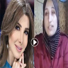 بالفيديو: زوجة القتيل: حتى لو سرق نانسي عجرم شو رح ينقِّص عليها
