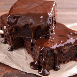 طريقة تحضير كيكة الشوكولاتة بالشوفان