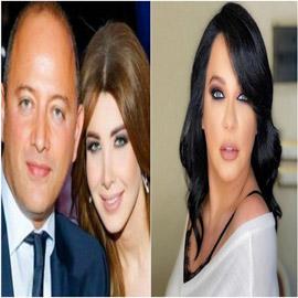 هل دافعت سلاف فواخرجي عن نانسي عجرم وزوجها فادي هاشم!
