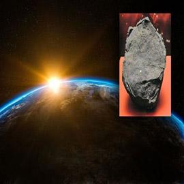 اكتشاف مادة صلبة على الأرض أقدم من الشمس
