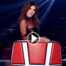 mbc تحسم الجدل حول استمرار نانسي عجرم في The Voice Kids