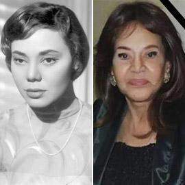 وفاة الفنانة ماجدة الصباحي نجمة فيلم (جميلة بوحيرد) عن عمر 89 عاما