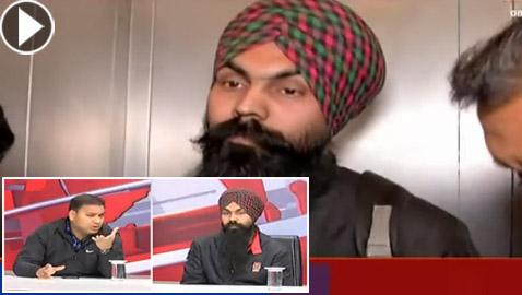 شاب هندي يعترف بارتكابه جريمة قتل ببرنامج مباشر والشرطة تعتقله فورا!