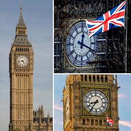 بريطانيا تدفع 650 ألف دولار لتسمع (بونغ) ساعة بيغ بن مدة 10 ثوان!