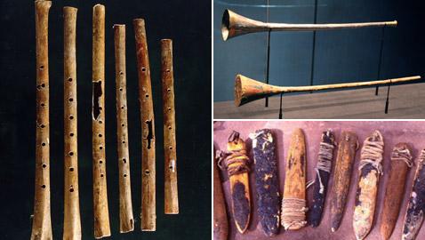 أقدمها يصل عمره إلى 43 ألف عام.. هذه أقدم آلات موسيقية في العالم!