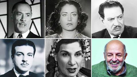 هل تعلموا هوية هؤلاء الفنانين؟