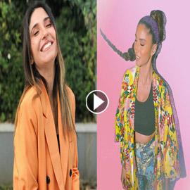 فيديو وصور: للأبد اغنية رائعة عن الصداقة للفنانة الفلسطينية لينا  ..