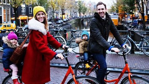أمستردام تشتري ديون الشباب لمنحهم بداية جديدة