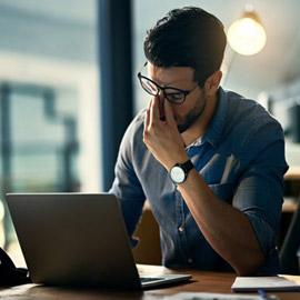 العمل 10 ساعات متواصلة يوميا كارثة صحية.. والسبب؟!