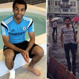 صلاح (2013-2020).. ثلاث صور تكشف الفارق الهائل