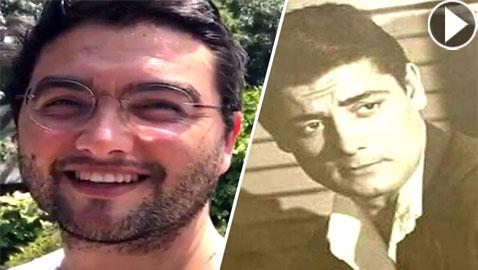 صور وفيديو حفيد شكري سرحان يفاجئ المصريين: هل يشبه جده؟