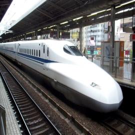 معجزة اليابان الجديدة.. قطار يطير بسرعة 600 كيلومتر