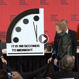 العلماء يقدّمون ساعة يوم القيامة 20 ثانية... لماذا؟