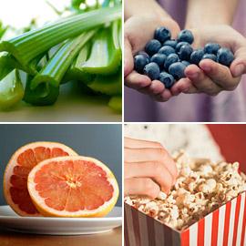 إليكم الأطعمة التي يمكن تناولها في أي وقت وبأي كمية دون زيادة بالوزن