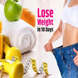 كيف تنقص وزنك في 10 أيام؟ إليكم دايت سريع نتائجه مضمونة