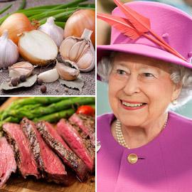 5 أطعمة لا تتناولها الملكة وتمنع تقديمها للعائلة الملكية البريطانية!