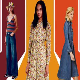 أزياء السبعينيات تعود بقوة في 2020