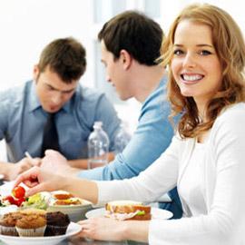 وجبات خفيفة تمدك بالصبر خلال فترة العمل