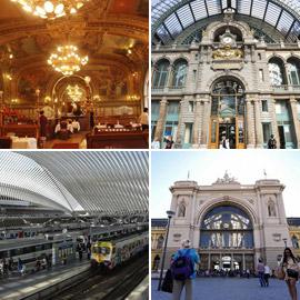 أجمل 10 محطات للقطارات في أوروبا.. تاريخية وحديثة ورائعة! صور