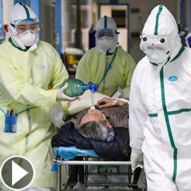 خطره يزداد.. ترجيح إصابة المئات بالطواقم الطبية الصينية بفيروس كورونا!