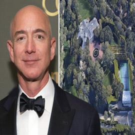 إمبراطور أمازون يشتري أغلى منزل في تاريخ لوس أنجلوس! كم ثمنه؟