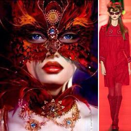 قصة اللون الأحمر وتاريخه.. من زمن الفينيقيين حتى أزياء 2020