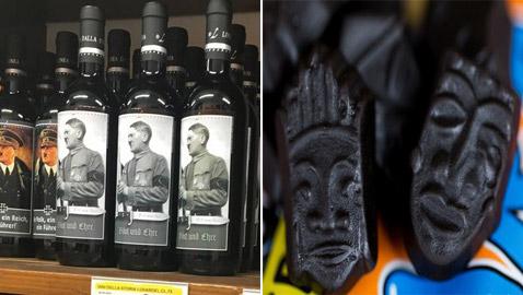 صور: حلوى ومشروبات بـ(نكهة عنصرية) مذلة!