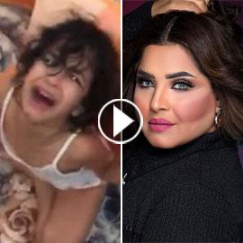 فيديو هيا الشعيبي تعرض تبنّي الطفلة المعذبة بالإمارات وتدعو لسجن  ..