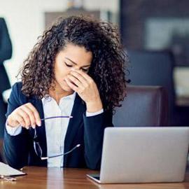 نصائح لتجنّب الإرهاق أثناء العمل