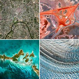 الأرض كما لم ترها من قبل.. صور جديدة مذهلة للكوكب من الفضاء
