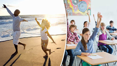 عالميا وعربيا.. تقرير يكشف أفضل الدول في العالم لنمو الأطفال