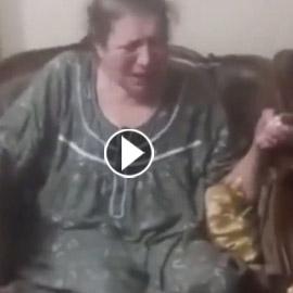 فيديو مؤثر: اعمليها على روحك! عجوز تبكي وتتوسل لفتاة قاسية لتدخل  ..