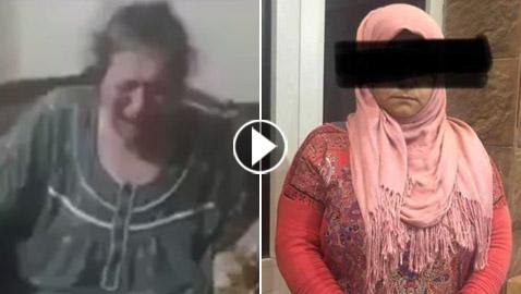 سجن الخادمة التي عذبت العجوز ومنعتها من دخول الحمام (فيديو مؤثر)