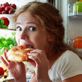 أكلاتك والأطعمة التي تتناولها تخبرك بمشاكلك الصحية وأمراضك