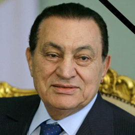 عاجل: وفاة الرئيس المصري السابق حسني مبارك عن 91 عاما