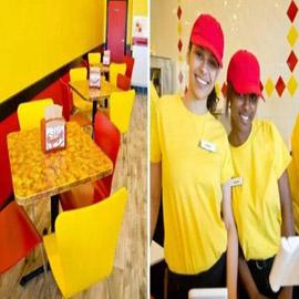 ما سر اللونين الأصفر والأحمر في ديكور مطاعم الوجبات السريعة؟!