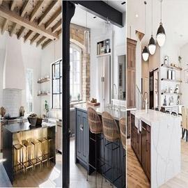 5 أفكار من إنستغرام لإضفاء الفخامة على ديكور المطبخ